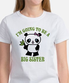 I'm Going To Be A Big Sister Women's T-Shirt
