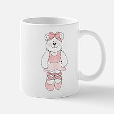 PINK BALLERINA BEAR Mug