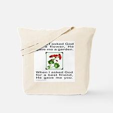 GOD GAVE ME YOU Tote Bag