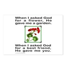 GOD GAVE ME YOU Postcards (Package of 8)