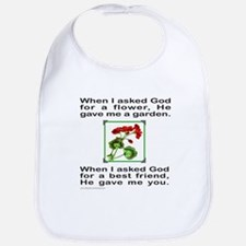 GOD GAVE ME YOU Bib