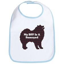 BFF Samoyed Bib
