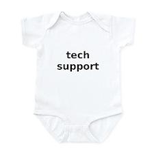Tech Support Infant Bodysuit