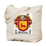 Macartney Family Crest Tote Bag