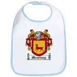 Macartney Family Crest Bib