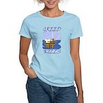 Greed Kills Women's Light T-Shirt