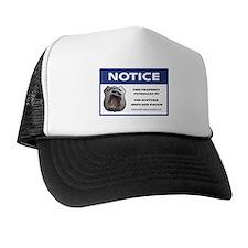 Scotland Security Trucker Hat