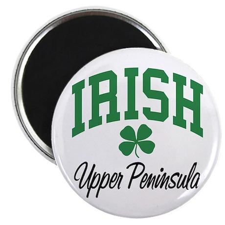 Upper Peninsula Irish Magnet
