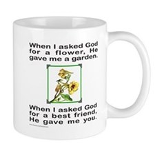 BFF GOD GAVE ME YOU Mug