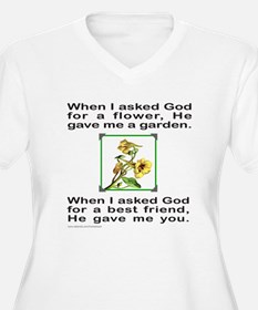 BFF GOD GAVE ME YOU T-Shirt