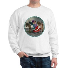 AKSC - Where's Santa? Sweatshirt
