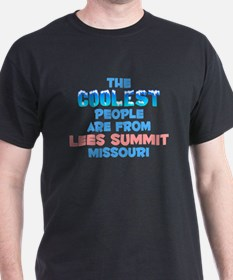 Coolest: Lees Summit, MO T-Shirt
