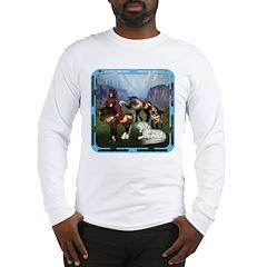 All the Pretty Little Horses Long Sleeve T-Shirt