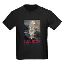 big red T