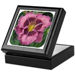 Macbeth Daylily Keepsake Box