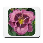 Macbeth Daylily Mousepad