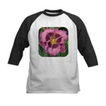 Macbeth Daylily Kids Baseball Jersey