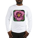Macbeth Daylily Long Sleeve T-Shirt