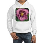Macbeth Daylily Hooded Sweatshirt