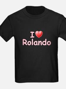 I Love Rolando (P) T