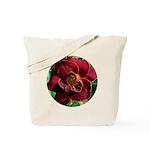 Night Embers Daylily Tote Bag
