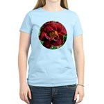 Night Embers Daylily Women's Light T-Shirt