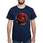 Night Embers Daylily Dark T-Shirt