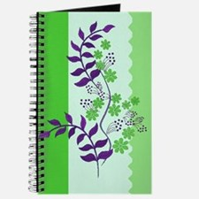Floral Wave 5 Journal