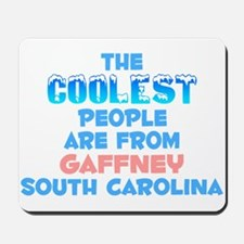 Coolest: Gaffney, SC Mousepad