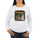 Cinderella & Godmother Women's Long Sleeve T-Shirt
