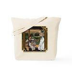 Cinderella & Godmother Tote Bag
