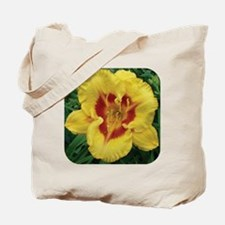 Fooled Me Daylily Tote Bag