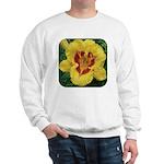 Fooled Me Daylily Sweatshirt