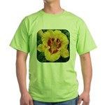 Fooled Me Daylily Green T-Shirt