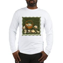 A Dozen Eggs Long Sleeve T-Shirt