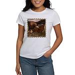 Flight of the Eagle Close Up Women's T-Shirt
