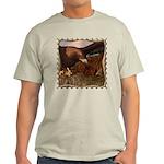 Flight of the Eagle Close Up Light T-Shirt