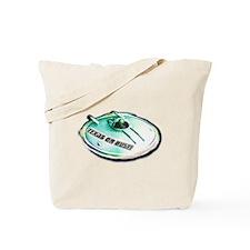 Texas UFO 2008 Tote Bag
