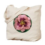 Daring Deception Daylily Tote Bag