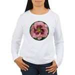 Daring Deception Daylily Women's Long Sleeve T-Shi