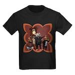 Hickory, Dickory, Dock Kids Dark T-Shirt