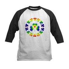 Clover Irish Rainbow Tee