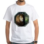 King of the Jungle White T-Shirt