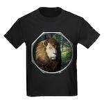 King of the Jungle Kids Dark T-Shirt