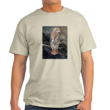 red-tail hawk Light T-Shirt