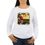 Little Miss Muffet Women's Long Sleeve T-Shirt