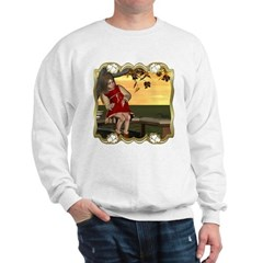Little Miss Muffet Sweatshirt