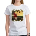 Little Miss Muffet Women's T-Shirt