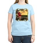 Little Miss Muffet Women's Light T-Shirt