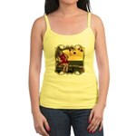 Little Miss Muffet Jr. Spaghetti Tank